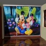 Obrazy w pokoju dziecięcym
